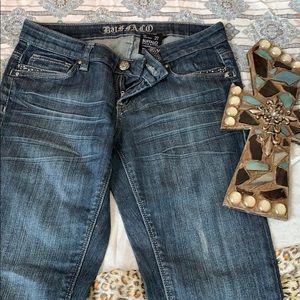 EUC Buffalo straight leg jeans size 27